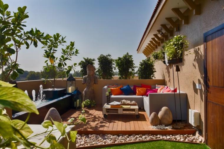 Diseñar una terraza