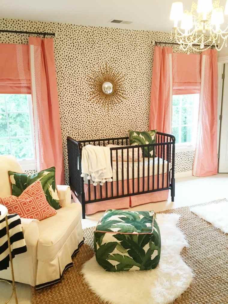 decoracion-de-cuarto-de-bebe-estilo-tropical-detalles-estilo