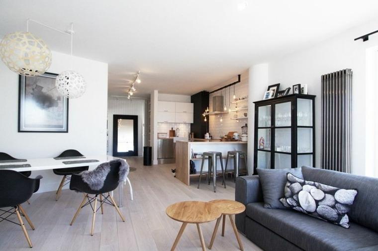 decoracion de interiores-estilo-escandinavo