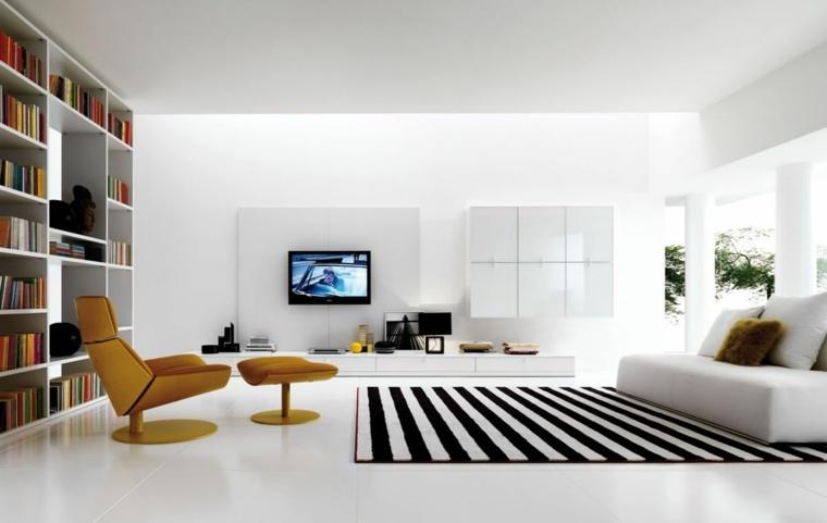 decoracion minimalista-moderna-salas