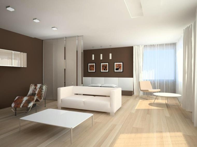 decoracion minimalista-salas-salones
