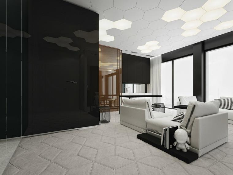 departamentos pequeños-diseño-geom-etrico