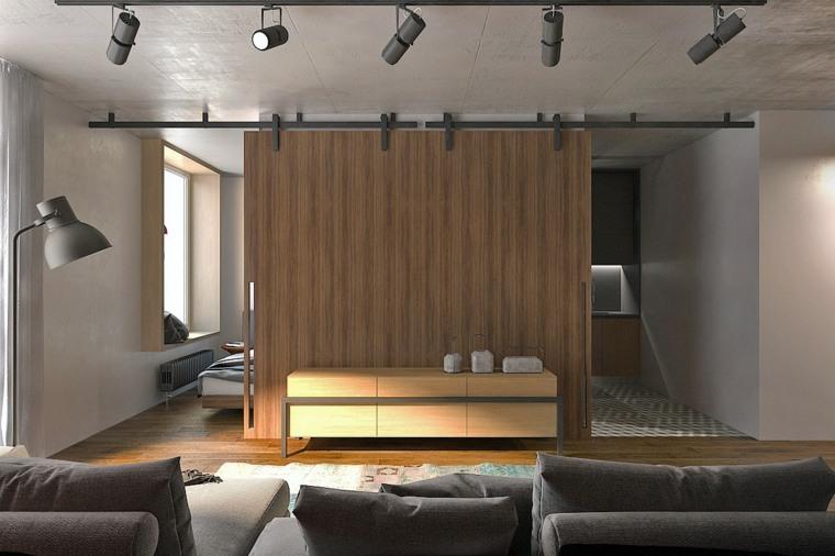 departamentos-pequeños panel-deslizante