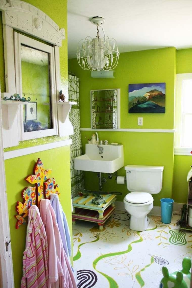diseños de baños originales