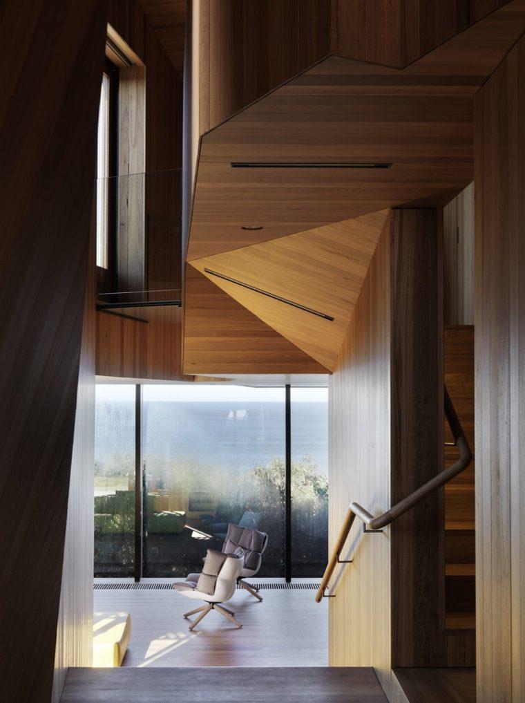 diseños de casas modernas acogedoras
