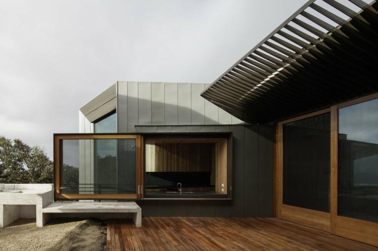 diseños de casas modernas creativas