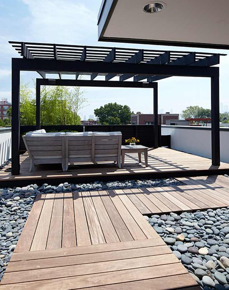 decorar terrazas modernas