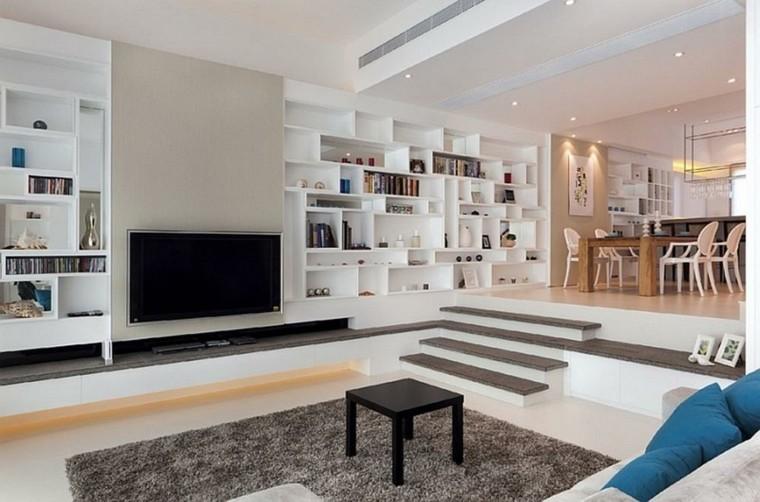diseno de salas modernas-interior-hundidas