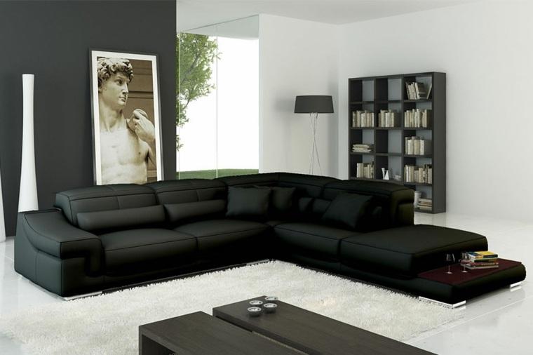 diseno y decoracion de interiores-negro