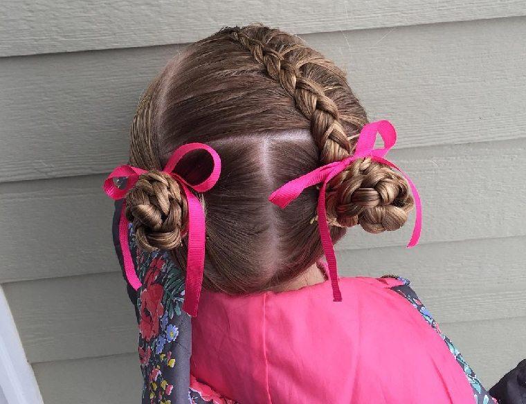 dos-trenzas-bajas-peinado-nina-ideas-originales