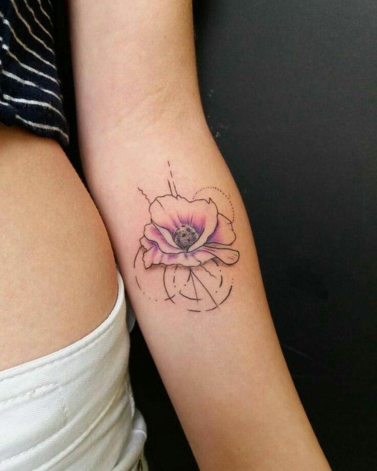 Tatuajes de peonía