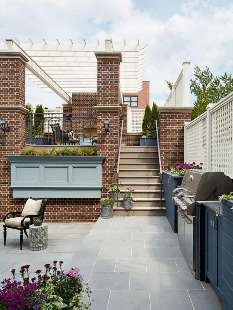 cómo decorar terrazas