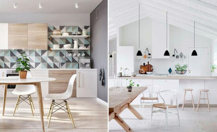 estilos de diseno de interiores-colores
