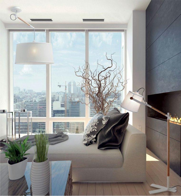 estilos de diseno de interiores-ventanas