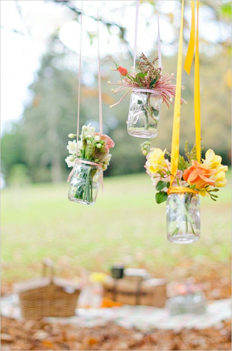 originales ideas para bodas de estilo boho chic