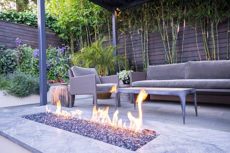 fuego-opciones-suelo-jardin-diseno-moderno