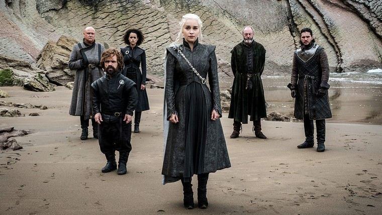 game of thrones-varys-tyrion-daenerys-davos-jon