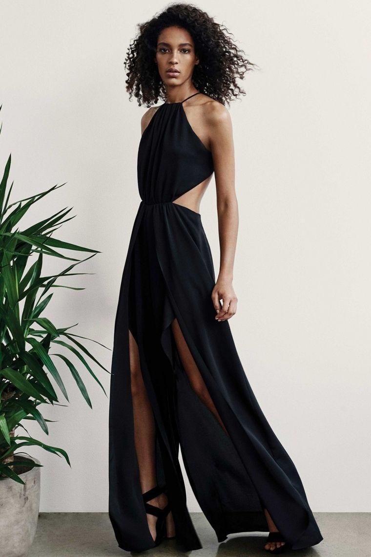 halston-heritage-diseno-moda-atuendo-negro