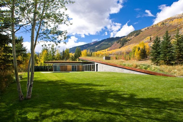 hierba-verde-casa-montana-Gluck-plus-ideas