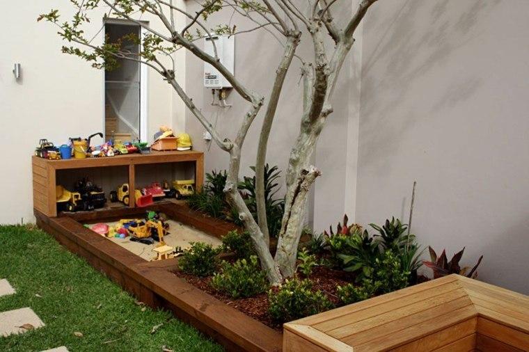 instalar un parque infantil Diy