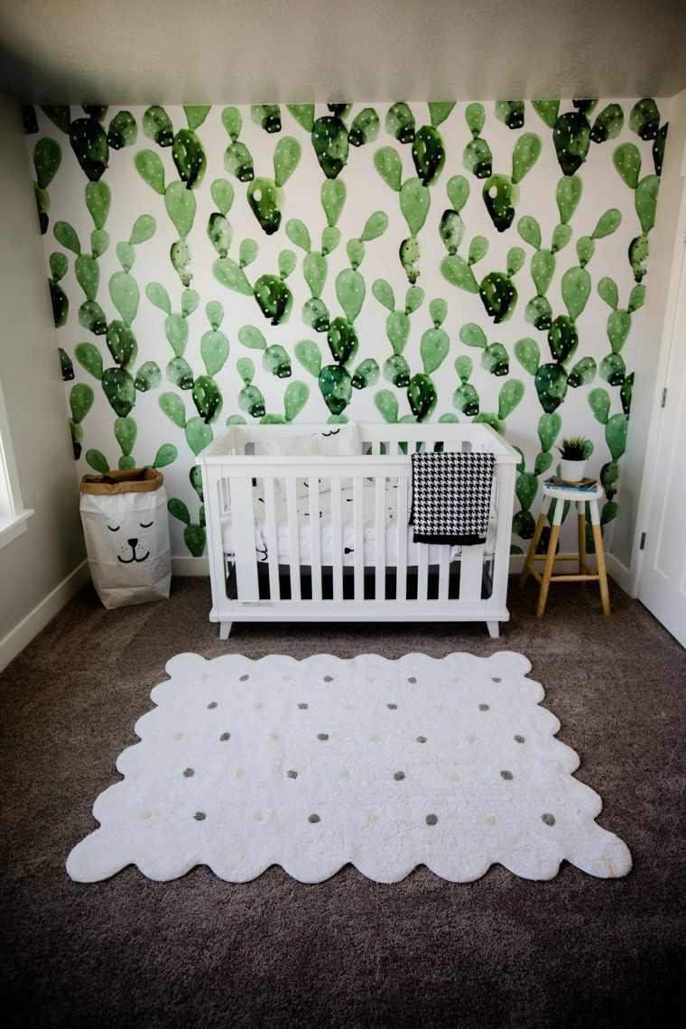 ideas-originales-papel-pared-cuarto-bebe