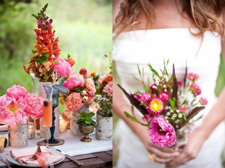 boda estilo boho