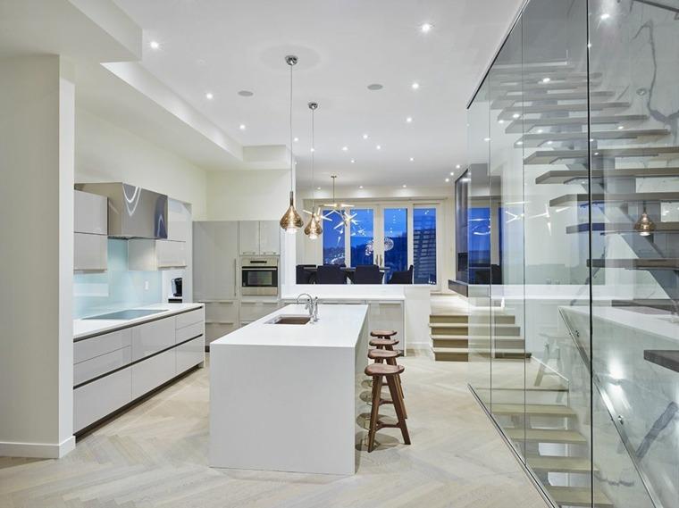 imagenes-de-cocinas-modernas-Birkholz-Homes-diseno