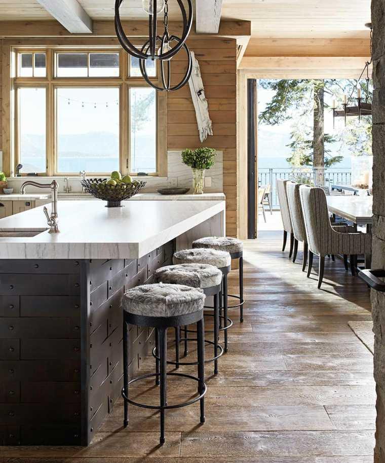 imágenes de cocinas modernas-Catherine-Macfee-Interior-Design