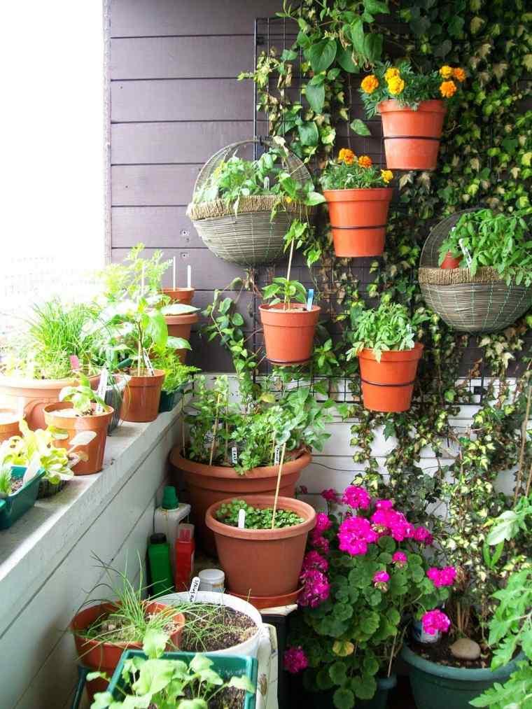 imagenes de jardines-verticales-terraza