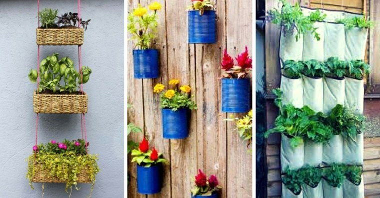 jardines de casas-verticales-decorar-pared
