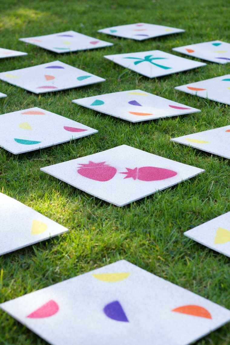 juego-de-memoria-de bricolaje