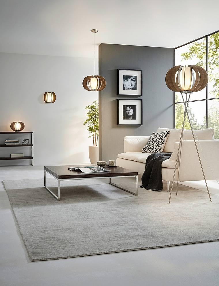 lámparas de diseño-lamparas-colgantes-lamparas-pie-apliques-estilo-salon
