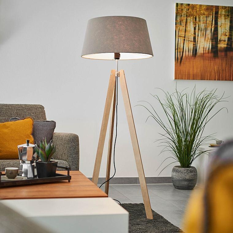 lámparas de diseño-lamparas-pie-sala-estar-diseno