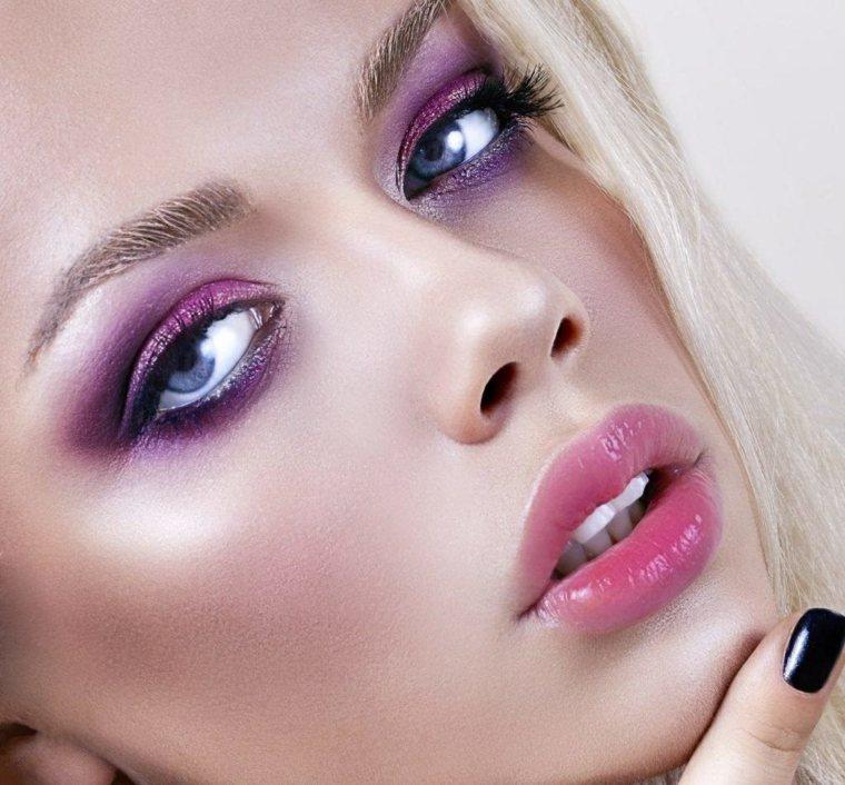 maquillaje de moda-alegre-moda-verano