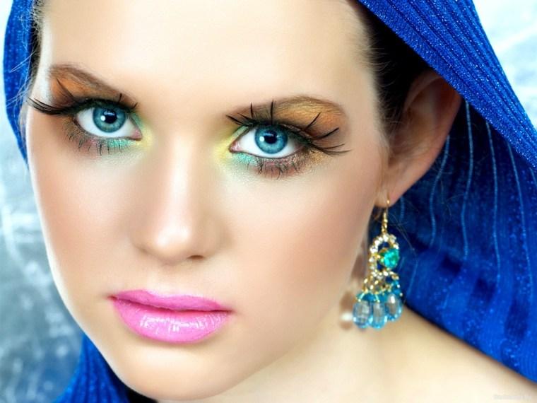 maquillaje de moda-colores-verano
