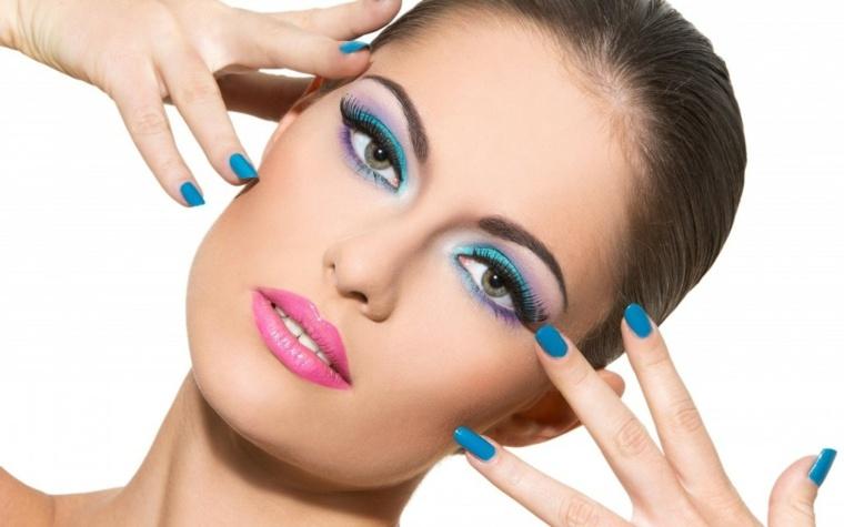 maquillaje de ojos-colores-verano