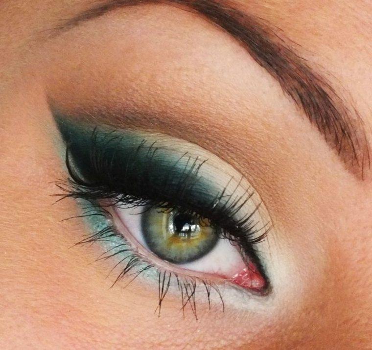 maquillaje de ojos-verano-colores