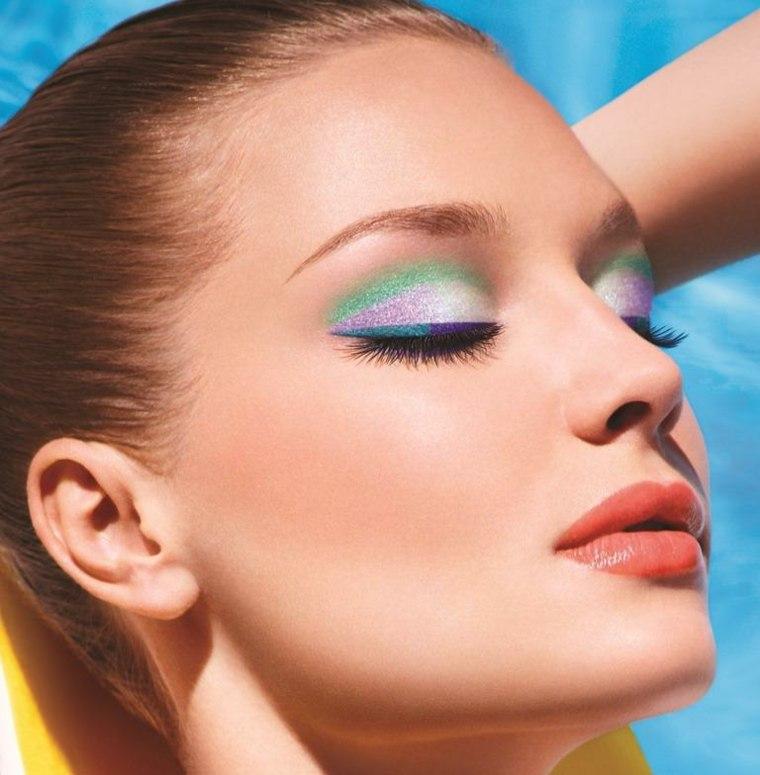 maquillaje natural-colores-verano