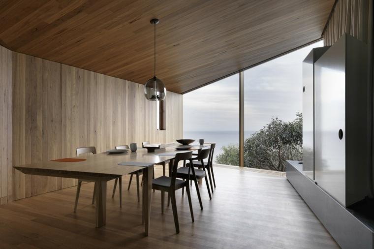 mesa-alargada-madera-exteriores