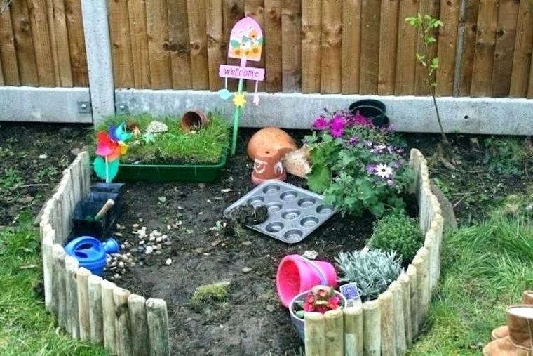 Un jardín inusual