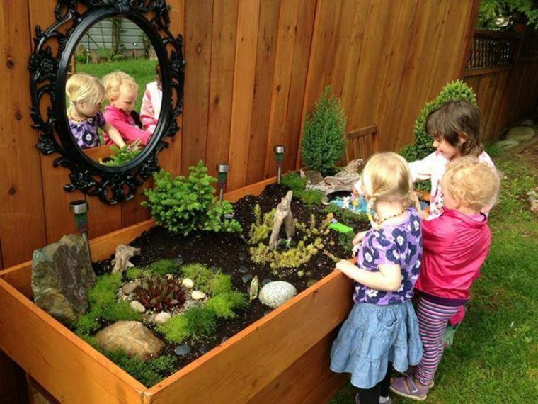 ideas para instalar un parque infantil