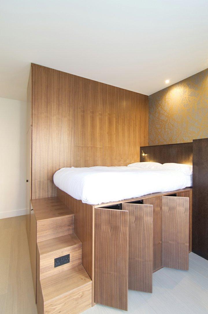 mobiliario modular almacenamiento amplio