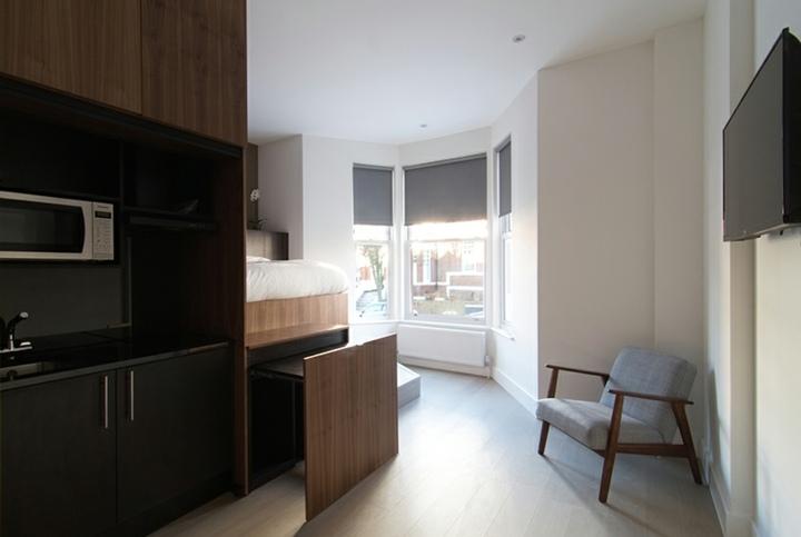 mobiliario modular cocina expuesta