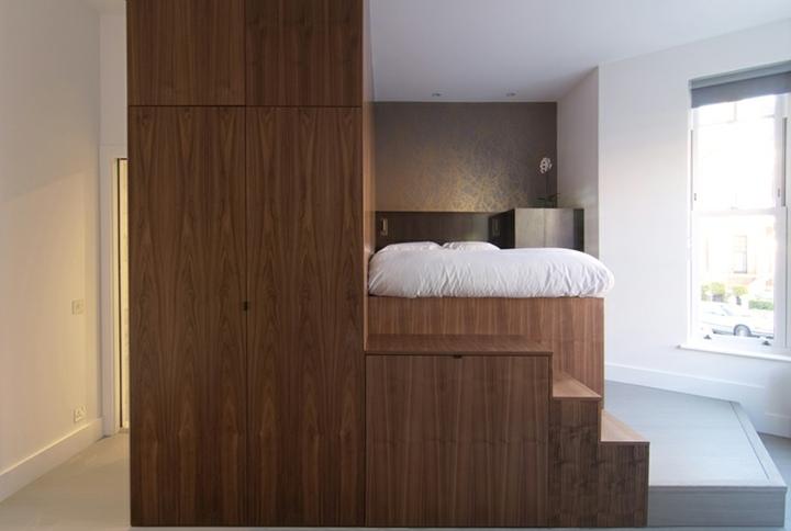Mobiliario modular para el redise o de espacios peque os Mobiliario para espacios reducidos