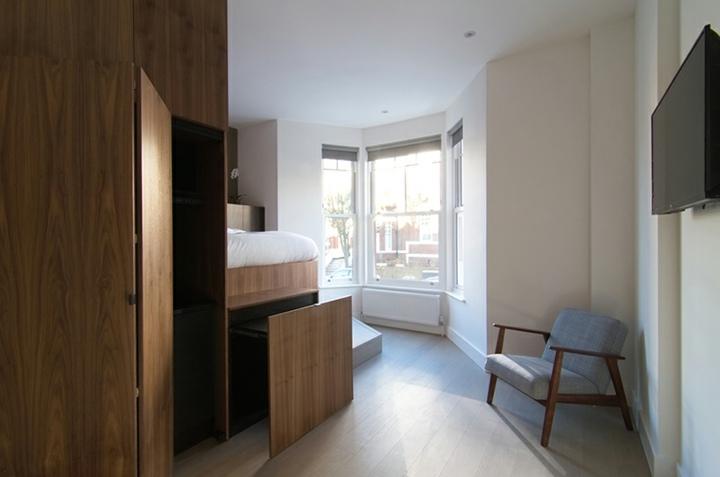 mobiliario modular zona dormitrio
