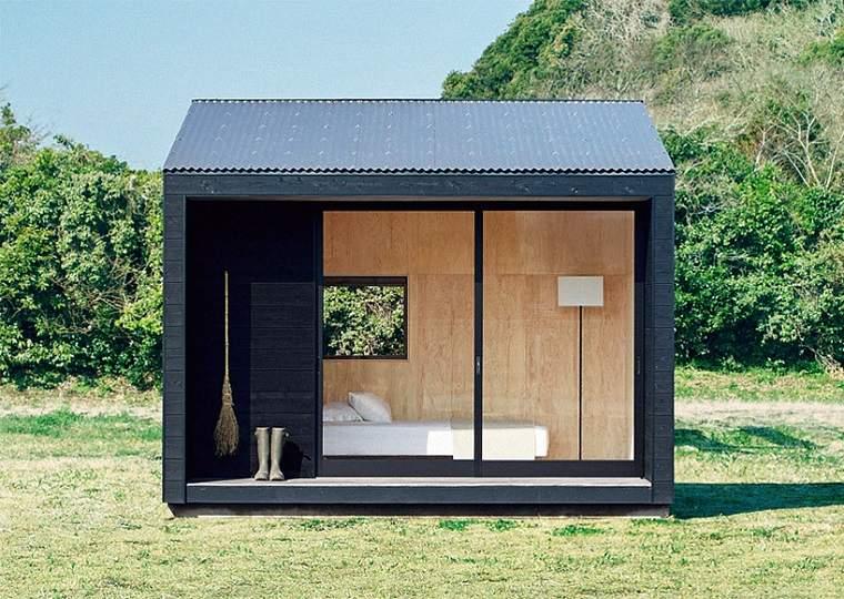 casas pequeñas y bonitas muji-casita-pequena-diseno-original