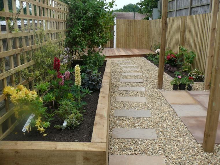jardineras de madera Diy