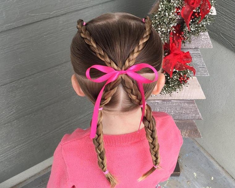 peinado-nina-lazo-color-rosa-diseno