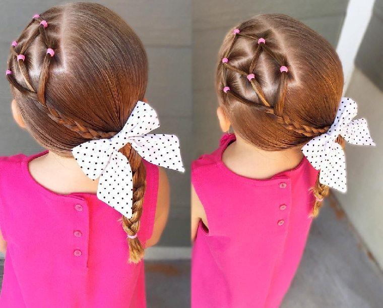 peinado-nina-opciones-cabello-largo