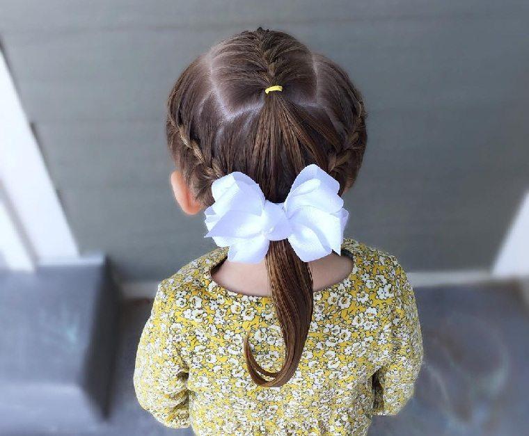 peinado-nina-pelo-corto-lazo-blanco-cola